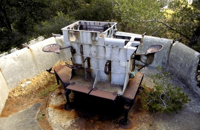 Les batteries de DCA autour de Toulon 1939 Fort_s15