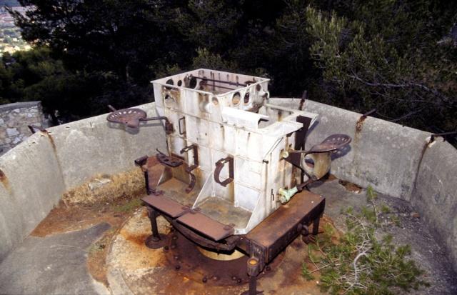 Les batteries de DCA autour de Toulon 1939 Fort_s18