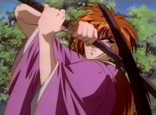 Rurouni Kenshin - Самурай Х Kartin10