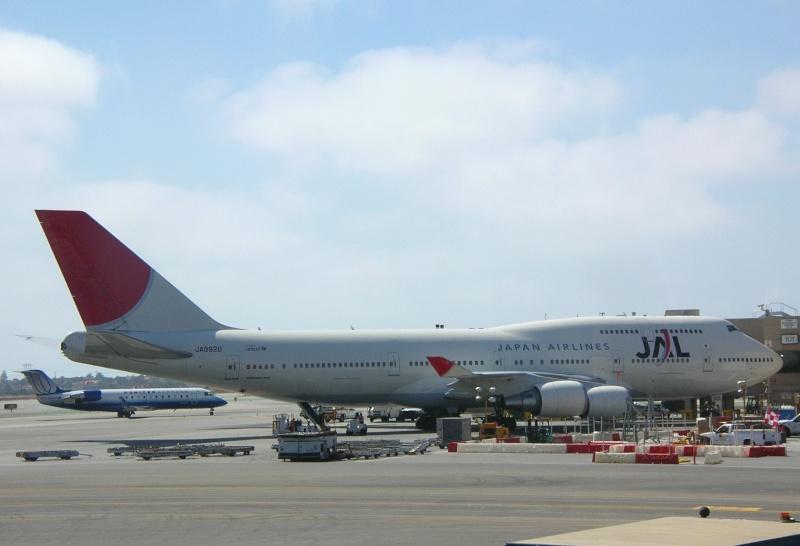Los Angeles - International (LAX / KLAX) Jal10