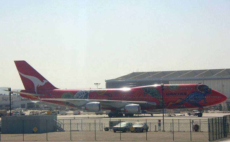 Los Angeles - International (LAX / KLAX) Qantas10