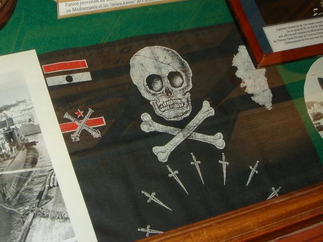 [Les musées en rapport avec la Marine] Musée des fusiliers marins - Lorient Les_en10