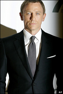 New Bond film title is confirmed _4437811