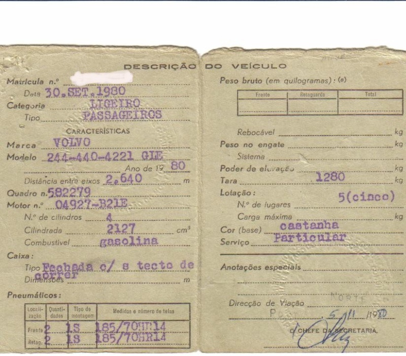 Aceita-se propostas 240 GLE. Volvo_10