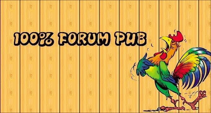 100% Forum de PUB !