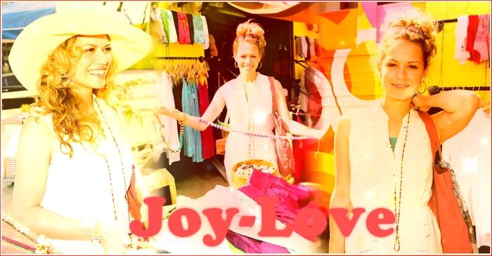 Bethany Joy Galéotti - Love