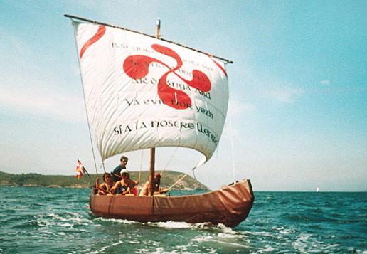 Asociación Albaola y la recuperación de la memoria marítima Proyec11