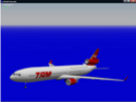 [Aviao]MD-11 TAM Md11ta11