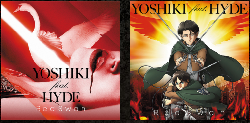 [Nouvelle Chanson] Red Swan (feat.Hyde) - SNK Season 3 Opening - Page 3 Red_sw11