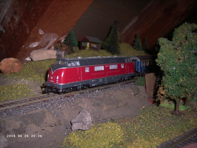 Roco H0 - Art.43522  Baureihe V200 035 Pict1217