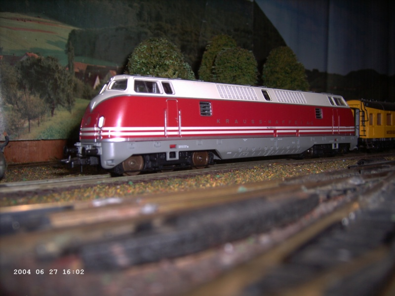 Lima Italy H0 - V300 in Krauss-Maffei-Lackierung Pict1237