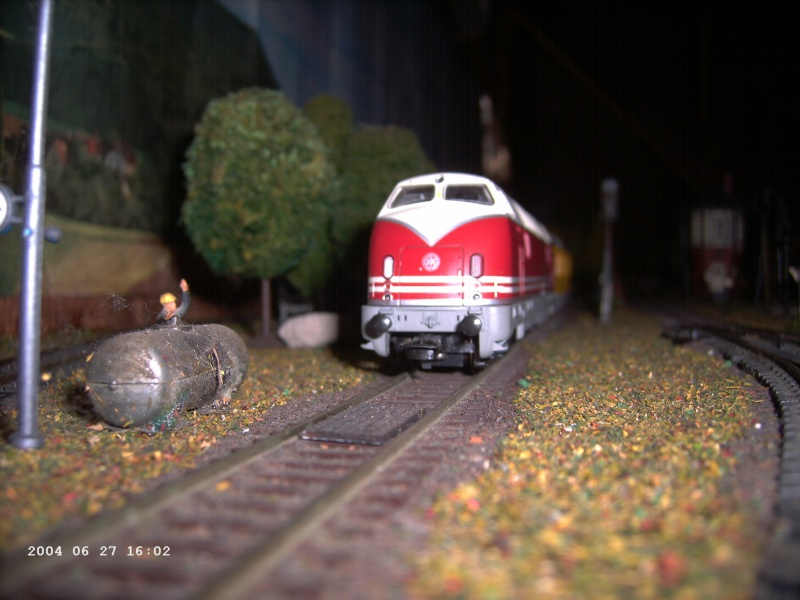 Lima Italy H0 - V300 in Krauss-Maffei-Lackierung Pict1238