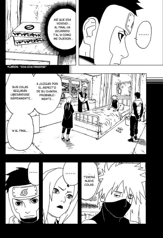NARUTO MANGA 291 POSTEADO Naruto16