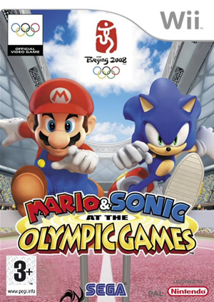 Wii - Mario and Sonic At Olympic Games (NTSC) Mario_11