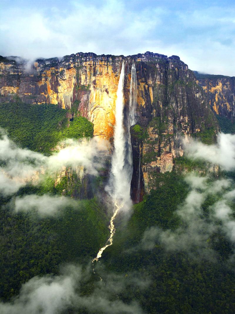 Entre Vénézuela, Guyana et Brésil : Un monde perdu Img_1510