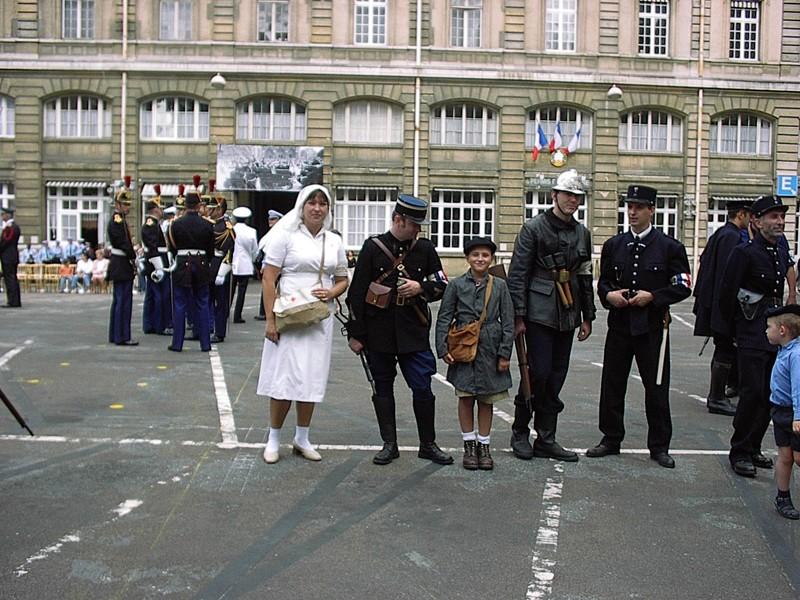 Autres photos de la libération de Paris Groupe10