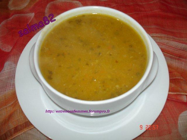 Sobba ou Soupe aux légumes à la marocaine Di1fxw10