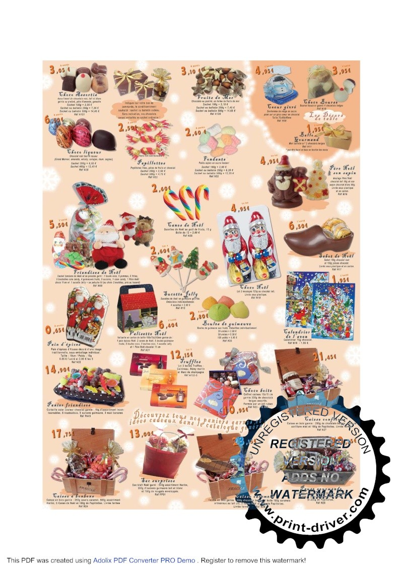 Ventes bonbons - Page 2 Brochu11