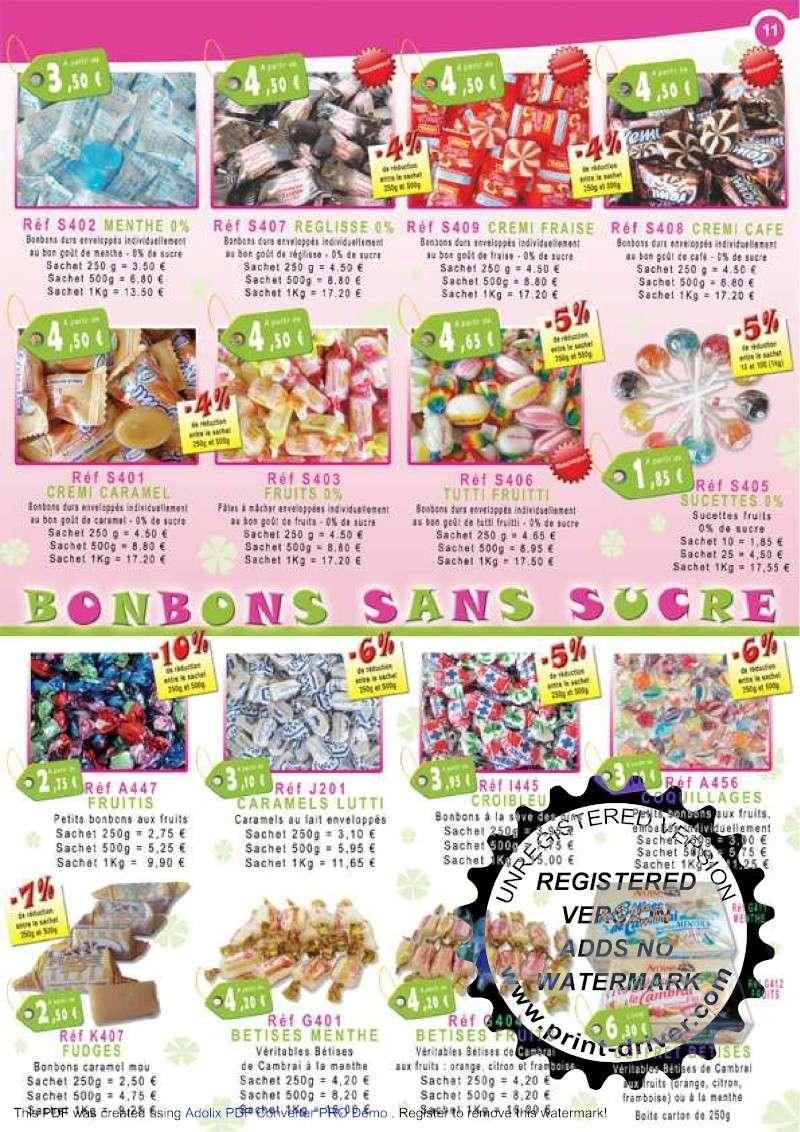 Ventes bonbons - Page 2 Catalo18