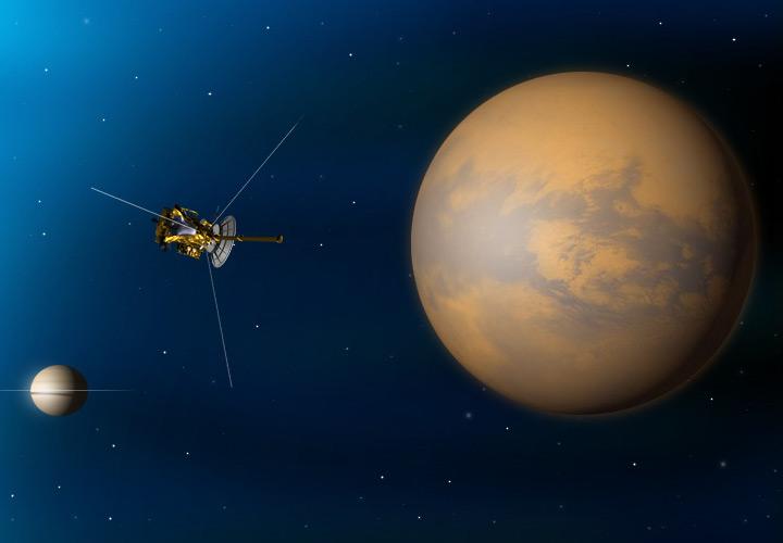 Survol de Titan (Cassini) - Page 2 48429910