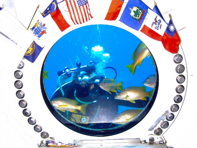 NEEMO 14 - Chris A. Hadfield - Thomas H. Marshburn Jsc20010