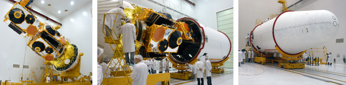 Soyouz 2-1A / Globalstar-2 (lancement le 19/10/2010) Missio10