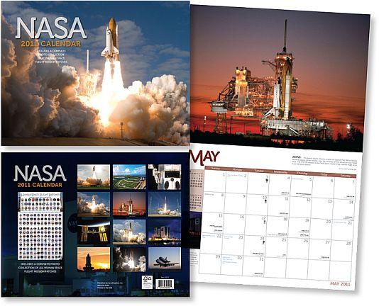 Recherche calendrier 2011 sur les engins spatiaux ou les avions. Spaces10