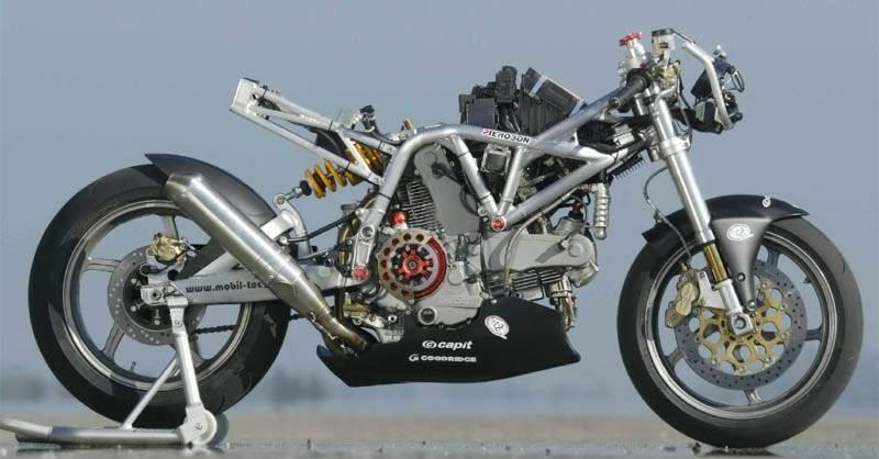prépa. 1000  Pantha  Ducati11