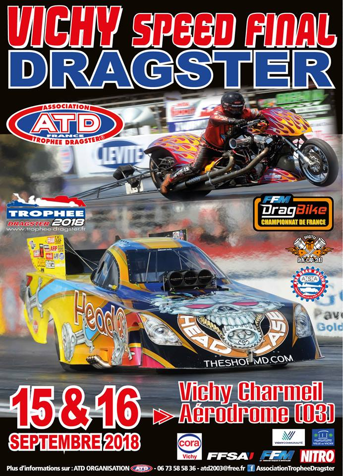 Vichy Speed Final Dragster 2018 - 15/16 septembre 40211710