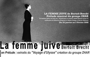 """""""La Femme Juive"""" à La Fabrique du Vélodrome Femme_10"""