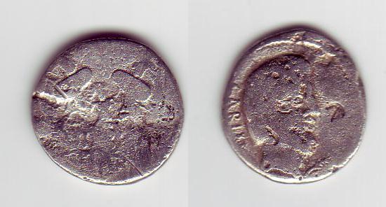 mes monnaies de la république Chacha13