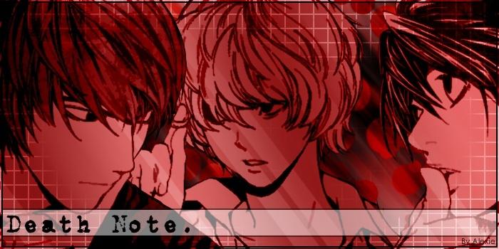 Death note RPG