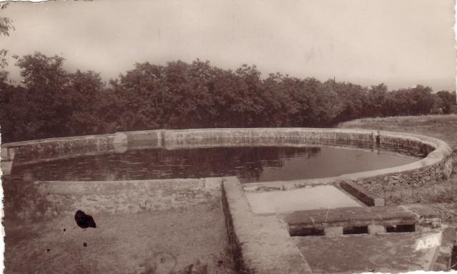 photos anciennes de Maureillas Bassin10