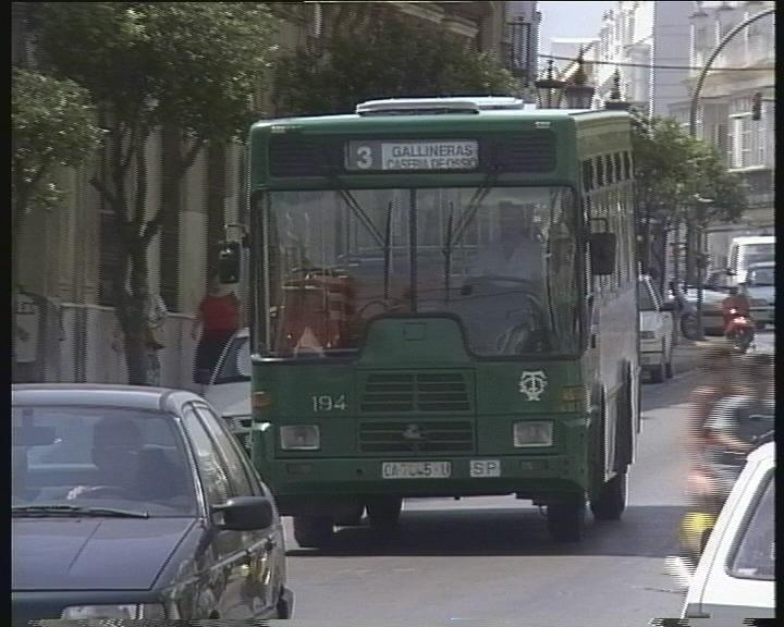AUTOBUSES CLÁSICOS DE TRANVÍAS Tejero10