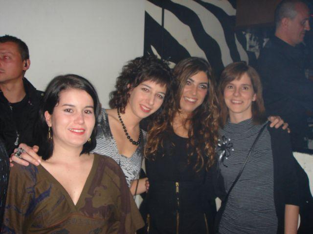 Crónica del bolo de Melania en Monkey Club (Aspe, Alicante) Bolo110