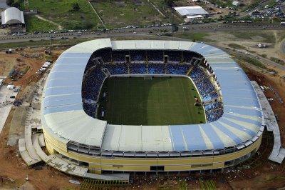 Maturín | Estadio Monumental | 52.000 Estadi10