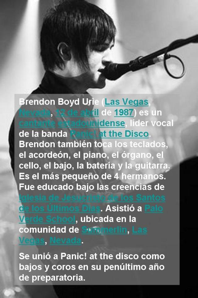 Brendon Urie Brendo11
