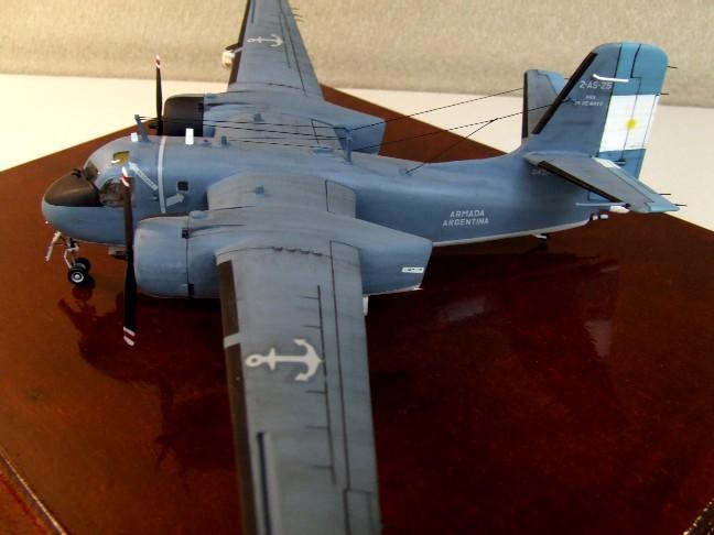 Modelismo Aeronaval - Armada Argentina 2as25310
