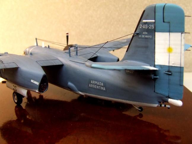 Modelismo Aeronaval - Armada Argentina 2as25510