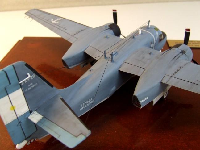Modelismo Aeronaval - Armada Argentina 2as25710