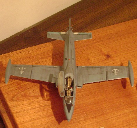 Modelismo Aeronaval - Armada Argentina Mb326412