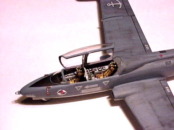 Modelismo Aeronaval - Armada Argentina Mb326415