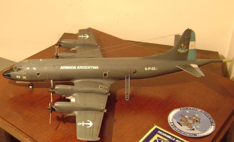 Modelismo Aeronaval - Armada Argentina P36-p-10