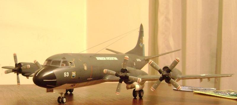 Modelismo Aeronaval - Armada Argentina P36-p-14