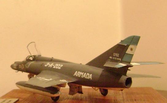 Modelismo Aeronaval - Armada Argentina Sue3-a14