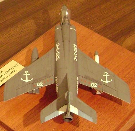 Modelismo Aeronaval - Armada Argentina Sue3-a16