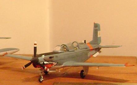 Modelismo Aeronaval - Armada Argentina T34c1-12