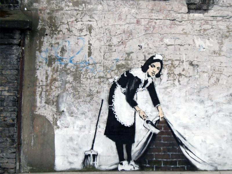 GRAFFITI A RAP+hocoo Banksy10