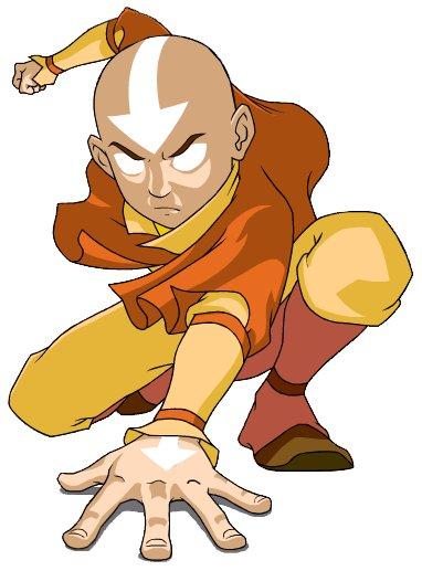 La Leyenda de Aang como el Avatar Avatar10