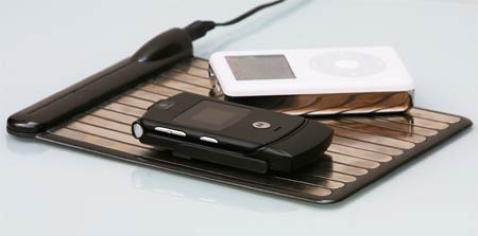 Cargar Dispositivos de manera Inalámbrica Charge10